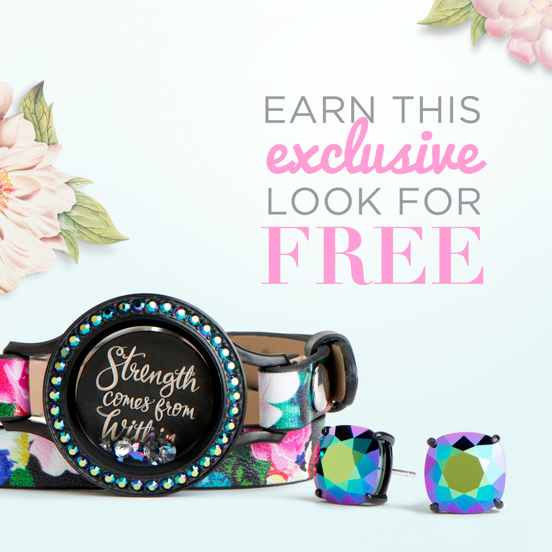 New Hostess Exclusive Starting In August Origami Owl Adriana