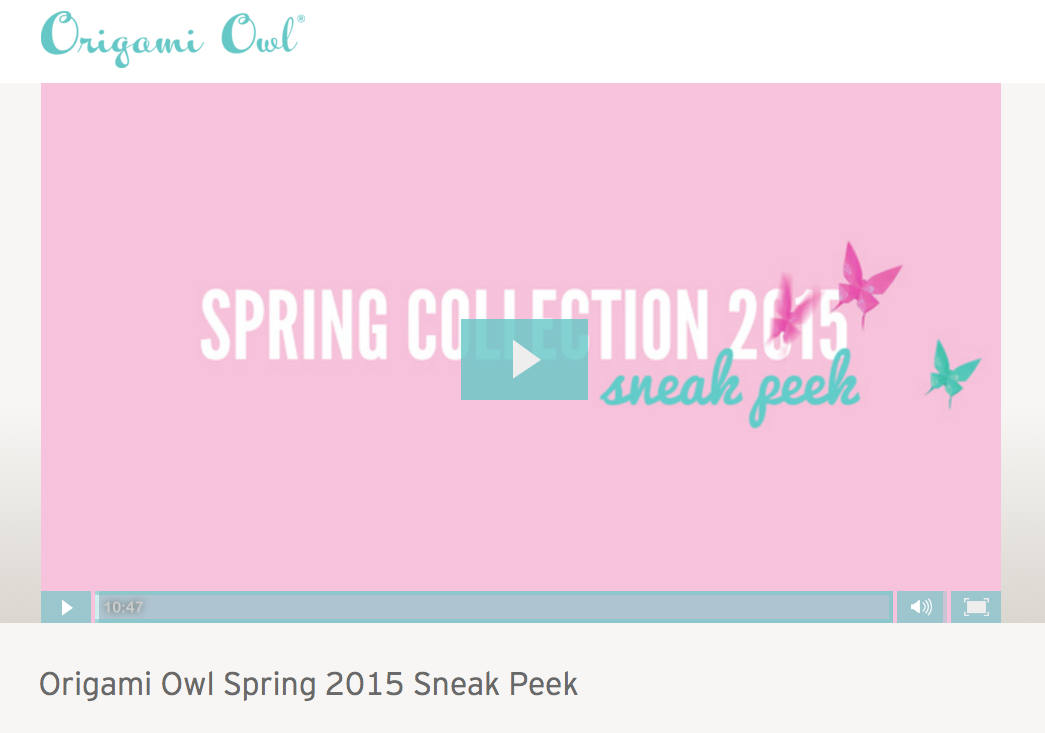 Spring 2015 Sneak Peek Origami Owl Adriana Newton Independent